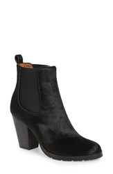 Frye Women's 'Tate' Chelsea Boot Black Haircalf