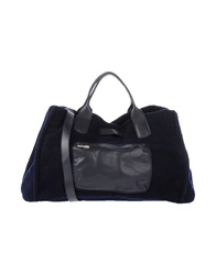 Mauro Grifoni Handbags Dark Blue