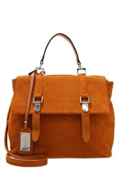 Buffalo Handbag Tan Cognac