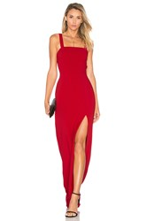 Lovers Friends X Revolve Soul Maxi Red