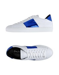 George J. Love Low Tops And Trainers Blue