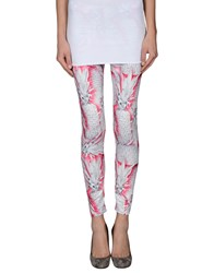 Gaelle Trousers Leggings Women Light Grey