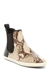 Marc By Marc Jacobs Gracie Chelsea Boot Beige