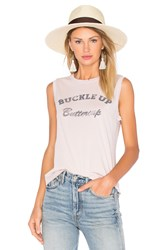 Mate The Label Buckle Up Buttercup Tank Pink