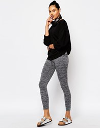 South Beach Seamless Legging Grey