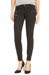 Blank Nyc Women's Blanknyc Zip Ankle Skinny Pants