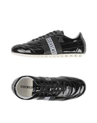 Bikkembergs Footwear Low Tops And Trainers Men Black