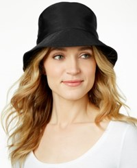 Nine West Rain Bucket Hat Black