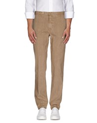 Rotasport Trousers Casual Trousers Men Beige