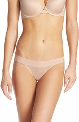 Betsey Johnson Women's 'Forever Perfect' Thong Naked