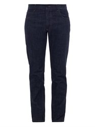 Dolce And Gabbana Classic Fit Straight Leg Jeans