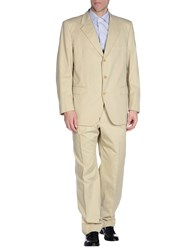 Aquascutum London Aquascutum Suits And Jackets Suits Men Beige