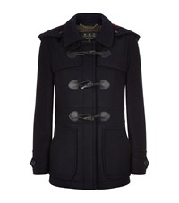 Barbour Wool Buttermere Duffle Coat Female
