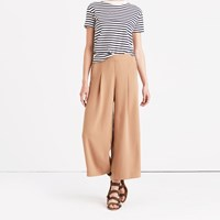 Madewell Caldwell Crop Trousers