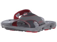 Columbia Techsun Vent Slide Charcoal Rocket Men's Sandals Gray