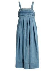 Rachel Comey Ackley Cotton Denim Dress