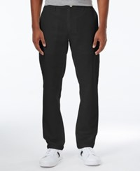 Sean John Men's Big And Tall Lightweight Pants Pm Black