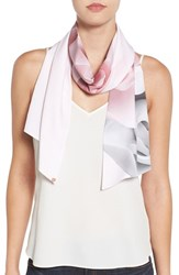 Ted Baker Women's London 'Porcelain Rose' Skinny Scarf
