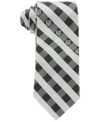 Eagles Wings Los Angeles Kings Checked Tie