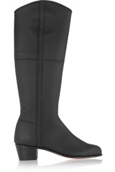 Penelope Chilvers Cubana Leather Boots Black