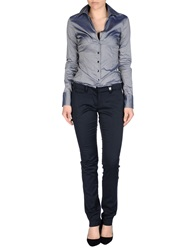 Amy Gee Pant Overalls Grey