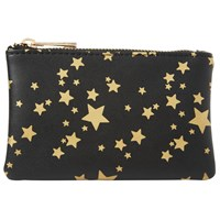 Collection Weekend By John Lewis Star Coin Purse Black