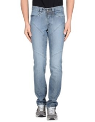9.2 By Carlo Chionna Denim Pants Blue