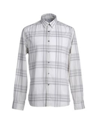 Filippa K Long Sleeve Shirts Grey