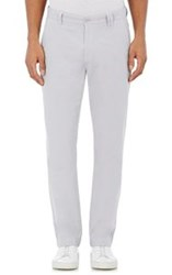 Barneys New York Twill Chinos Blue