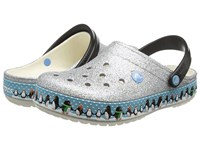 Crocs Crocband Penguins Clog Oyster Clog Shoes Beige