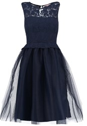 Anna Field Cocktail Dress Party Dress Peacoat Blue