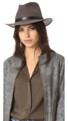 Brixton Messer Fedora Grey