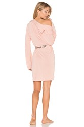 Wildfox Couture Unwrap Me Robe Pink