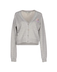 M.Grifoni Denim Topwear Sweatshirts Women Light Grey