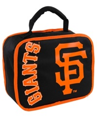Concept One San Francisco Giants Sacked Lunch Bag Black