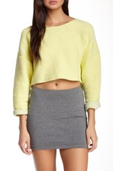 American Apparel Easy Cropped Sweater