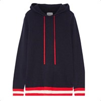 Madeleine Thompson Hooded Cashmere Sweater