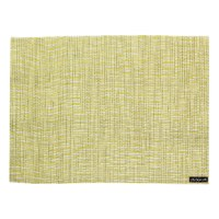 Chilewich Woven Lattice Rectangle Placemat Kiwi