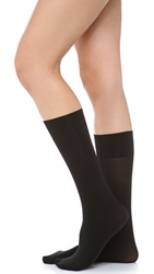 Commando Ultimate Opaque Matte Socks Black