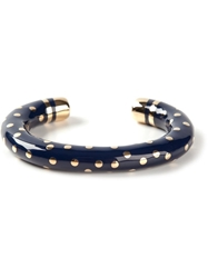 Aurelie Bidermann 'Rive Gauche' Bangle Blue