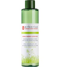 Erborian Herbal Energy Lotion 140Ml