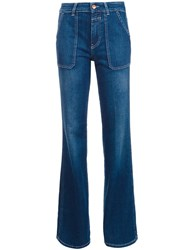 Closed Flared Jeans Blue
