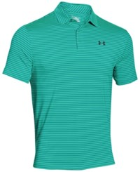 Under Armour Men's Playoff Performance Golf Polo Light Green