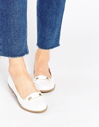 New Look Loafer Shoes White