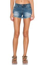 Blank Nyc Distressed Cut Off Short Stage 5 Clinger