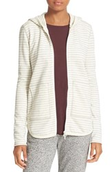 Atm Anthony Thomas Melillo Women's Stripe Hoodie
