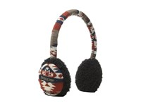 Pendleton Knit Ear Muffs Mountain Majesty Knit Hats Brown