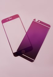 Missguided Iphone 6 Screen Protector Burgundy