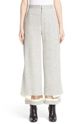 Undercover Women's Double Layer Wool Pants