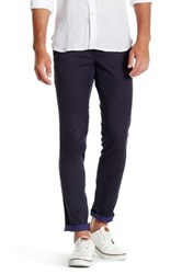 Ganesh Slim Fit Pant Blue